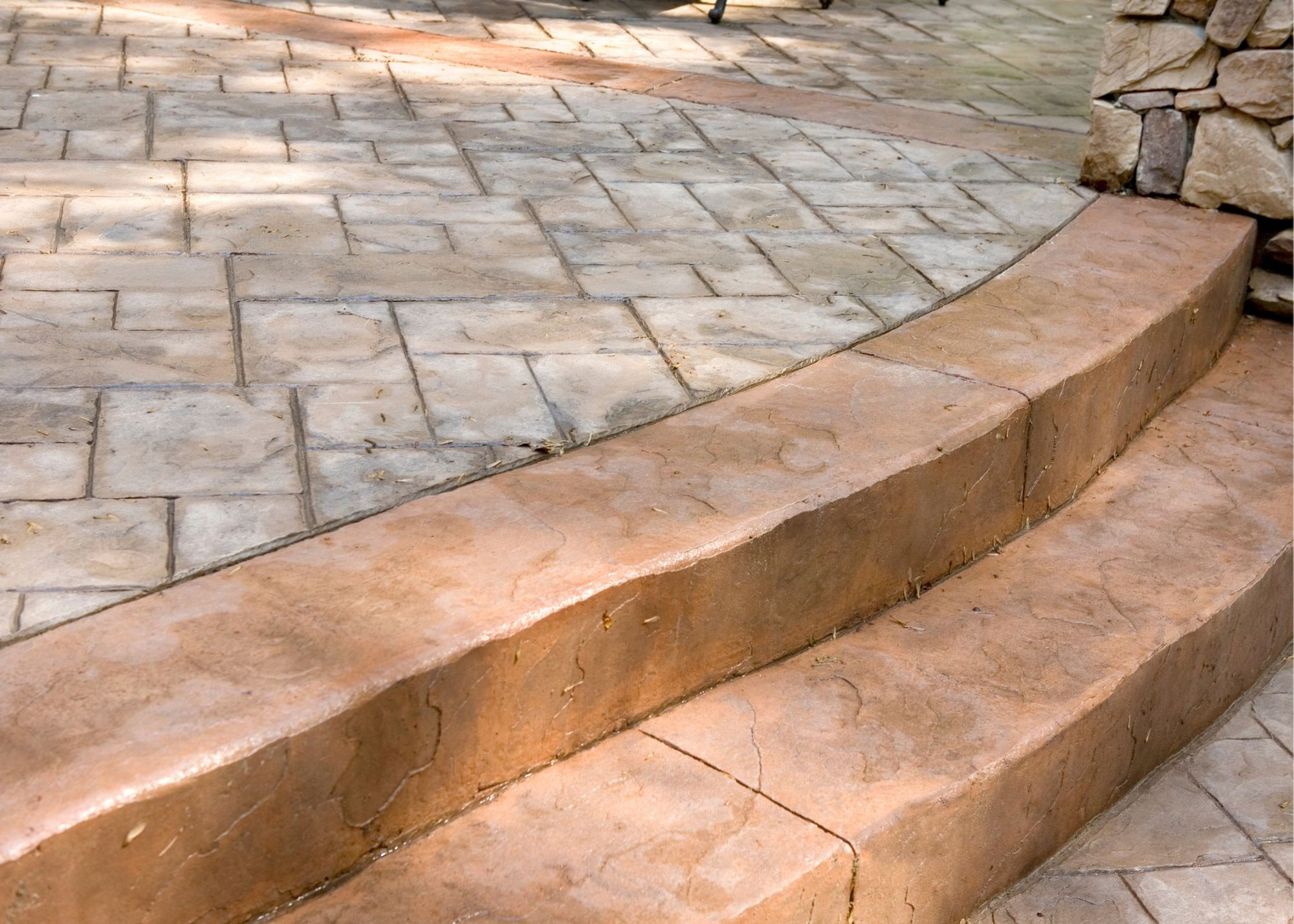 stamped concrete Tyler TX