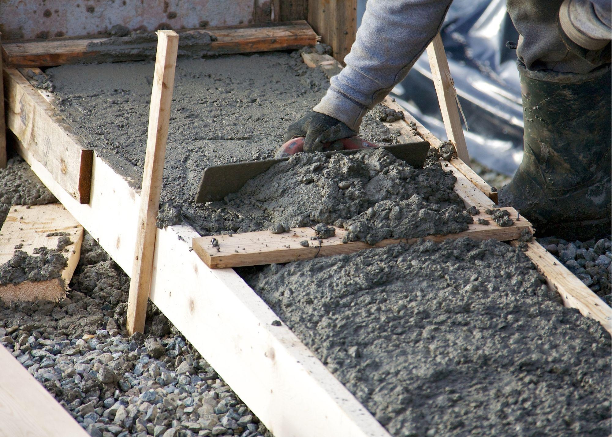 concrete repair Tyler TX
