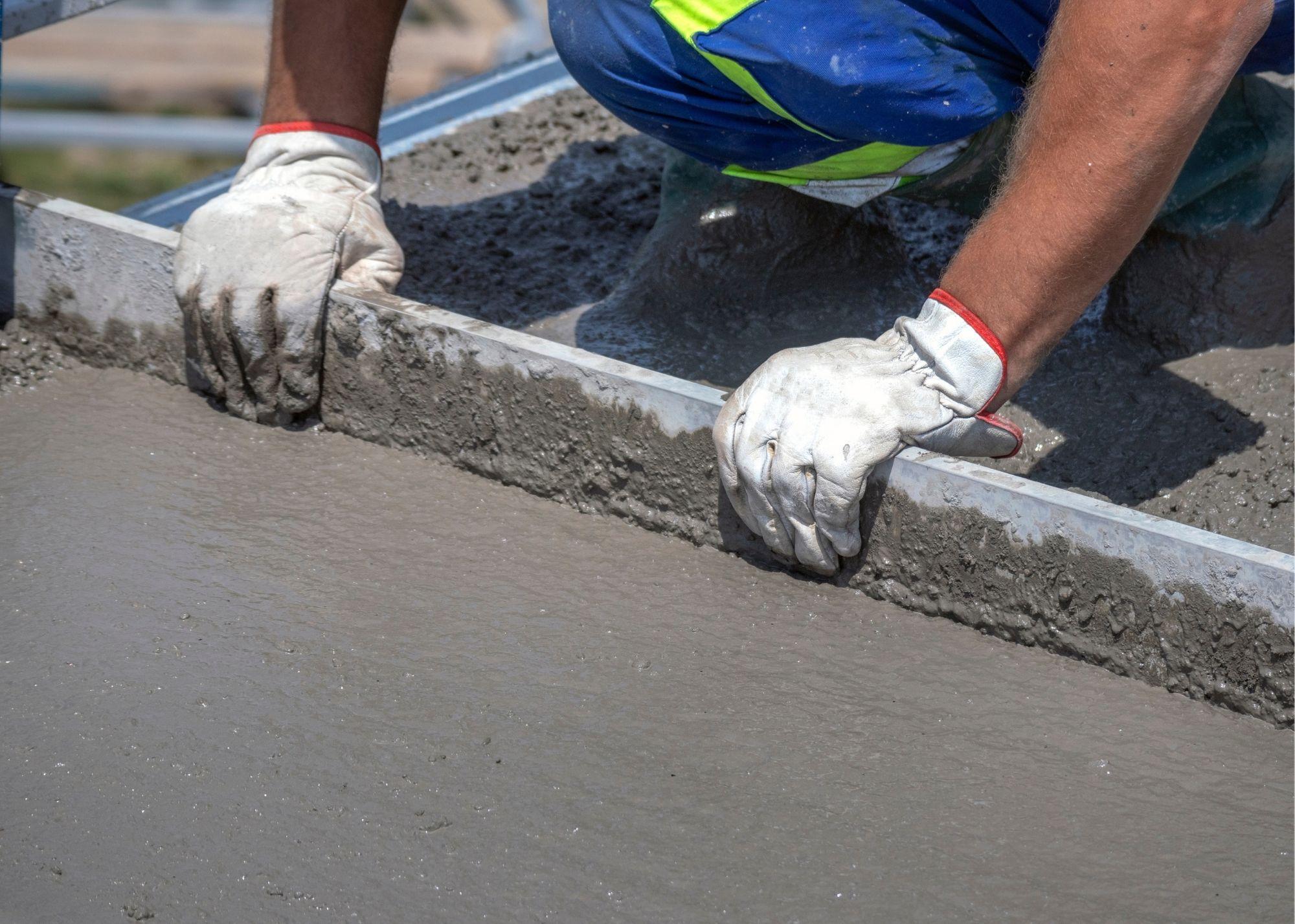 concrete Tyler TX